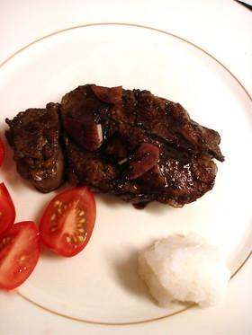 安くても絶品♡うちのステーキ