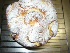 ロールクリームパン