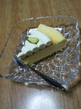 絶品チーズケーキ