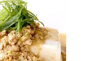 麻婆肉豆腐の写真