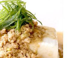麻婆肉豆腐