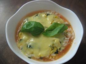 イタリアンなスープご飯
