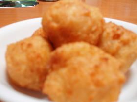 あら〜簡単!玄米粉+豆腐deドーナツ☆