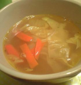 簡単☆ガーリックスープ