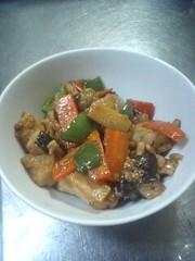 ♡保育園の人気MENU♡中華風厚揚げ煮物の写真