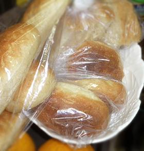 白神こだま酵母+HBの形成パン