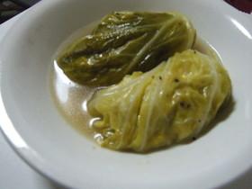 豆腐でヘルシーロールキャベツ