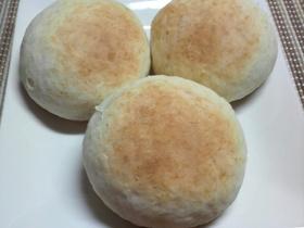 発酵不要★簡単ヨーグルトパン★