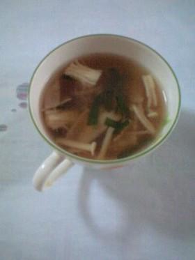 即席中華スープ