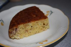 炊飯ポンっ♪ ツナオニオンパンケーキ
