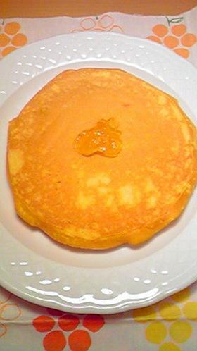 マーマレードパンケーキ