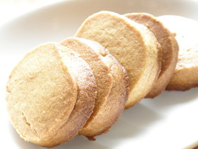 ほろほろ きな粉クッキー