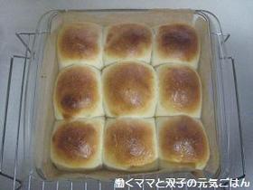 ミルクリッチなフワフワちぎりパン
