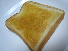 あま~い♡おやつみたいなトースト♡