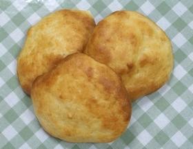 簡単☆ヨーグルトパン