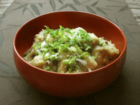里芋煮(花椒入り)