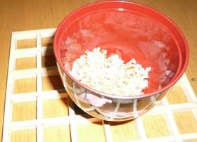 香ばしい❤玄米じゃないみたい おかいさん