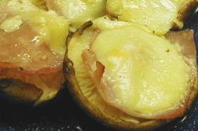 ひとくち椎茸チーズ