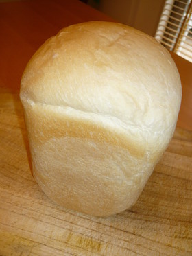 ふんわりやわらか食パン
