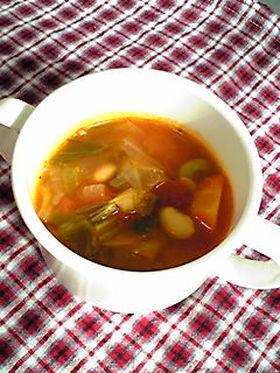 *ダイエットに痩せる脂肪燃焼スープ*
