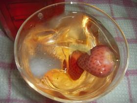 果実酢(苺)