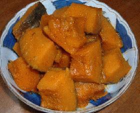 ぽくぽくかぼちゃ煮