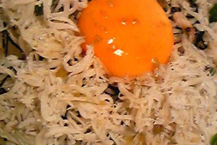 柚子コショウ醤油たれde絶品しらす丼 レシピ 作り方 By 竹内しのぶ クックパッド