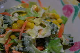 初夏!野菜たっぷりコールスローサラダ