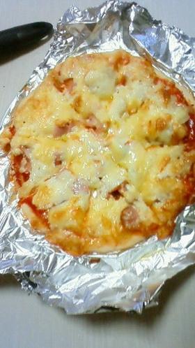 子供が大好きなピザ