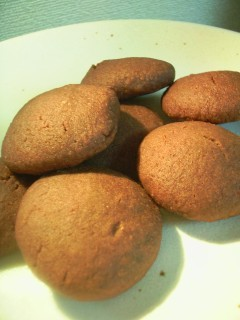 (たぶん)世界一簡単! 5分でクッキー