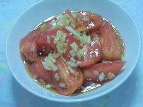 トマトサラダ・ノンオイル