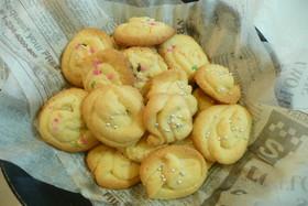 サクサク☆簡単おいしいクッキー