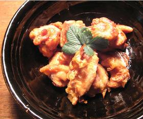 鶏の唐揚げ☆モチコチキン