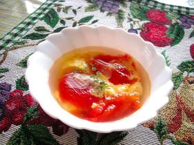 超簡単シンプル☆トマトスープ