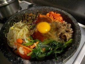 韓国石焼ビビンバ