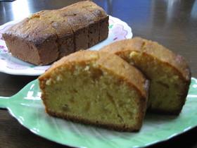 パウンドケーキ(ジャム入り)