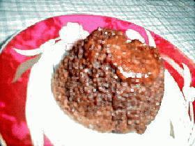 ホットケーキミックスで★「とろりんショコラ」★