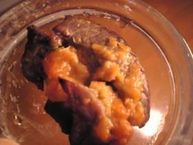 ラム肉の味噌酒生姜オーブン焼き