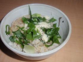 超旨く☆超簡単、イリコネギマヨ炊き飯