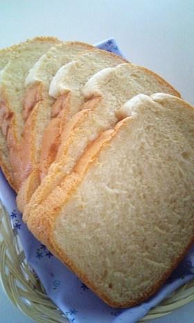 早焼きで✿しっとり✿ミルク✿食パン