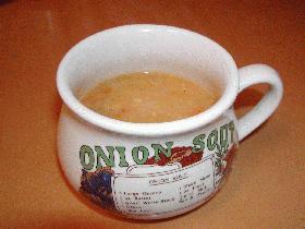 レンズ豆のあったかスープ
