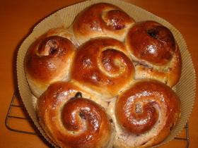 ブルーベリーヨーグルトパン
