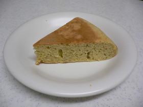フライパン☆ふわふわ~バナナのパンケーキ