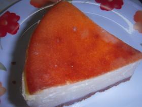 16㎝型ベイクドチーズケーキ