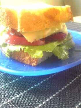 つなぎなし!とにかく簡単ハンバーガー