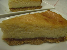 マクロビチーズケーキ♪