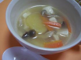 ほっこり、さつまいもスープ☆