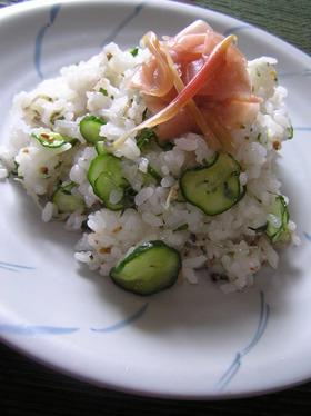 漬け酢で簡単♪ 初夏のスピード散らし寿司