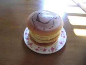 おいしい自家製ホットケーキ