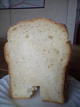 ハーブ食パン